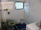 M/V Andaman Triton Similan Islands Liveaboard Bath Room